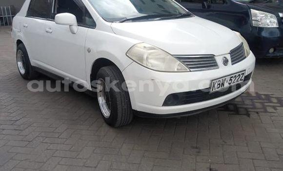Buy Used Nissan Tiida White Car in Nairobi in Nairobi