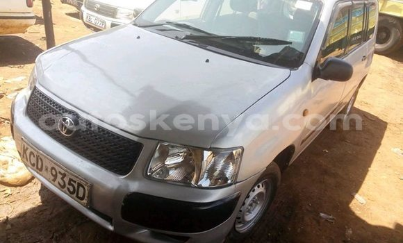 Buy Used Toyota Succeed Silver Car in Nairobi in Nairobi