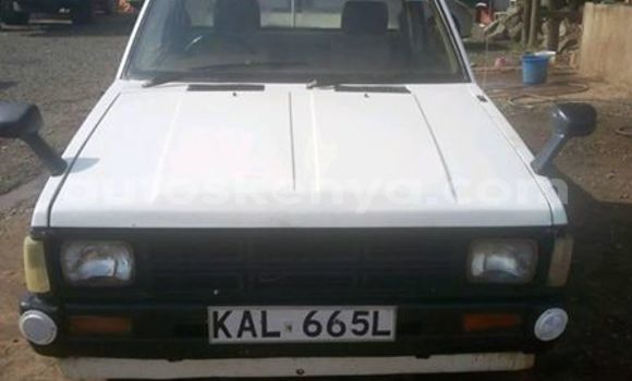 Buy Used Toyota Pickup White Car in Thika in Nairobi