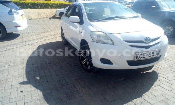 Buy Used Toyota Belta White Car in Ongata Rongai in Nairobi