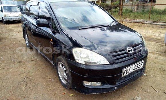Buy Used Toyota Ipsum Black Car in Ongata Rongai in Nairobi