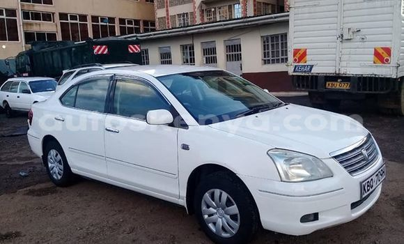Buy Used Toyota Premio White Car in Nairobi in Nairobi