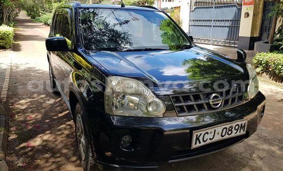 Buy Used Nissan X-Trail Black Car in Nairobi in Nairobi