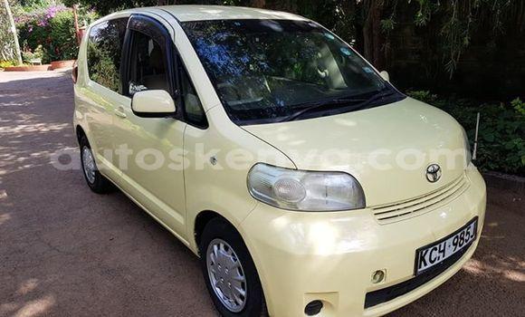 Buy Used Toyota Porte Other Car in Nairobi in Nairobi