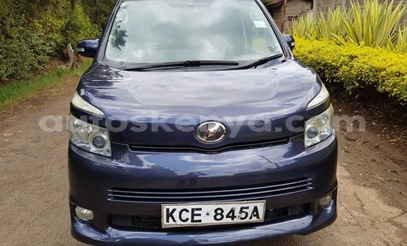 Buy Used Toyota Voxy Blue Car in Nairobi in Nairobi
