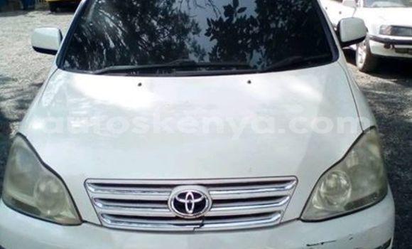 Buy Used Toyota Ipsum White Car in Nairobi in Nairobi