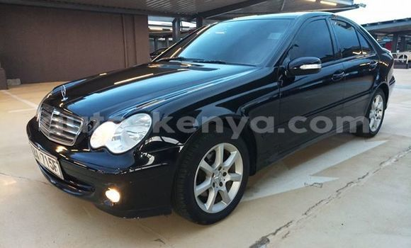 Buy Used Mercedes Benz C–Class Black Car in Nairobi in Nairobi