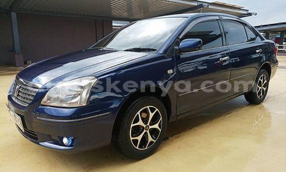 Buy Used Toyota Premio Blue Car in Nairobi in Nairobi