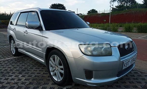 Buy Used Subaru Forester Silver Car in Nairobi in Nairobi