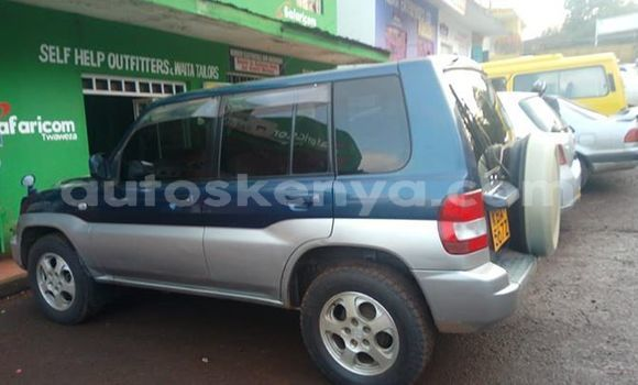 Buy Used Mitsubishi Pajero Blue Car in Limuru in Nairobi