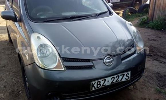 Buy Used Nissan Note Other Car in Nairobi in Nairobi