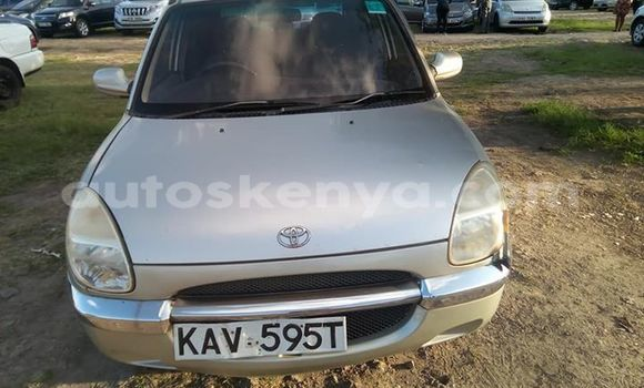 Buy Used Toyota Duet Silver Car in Nairobi in Nairobi