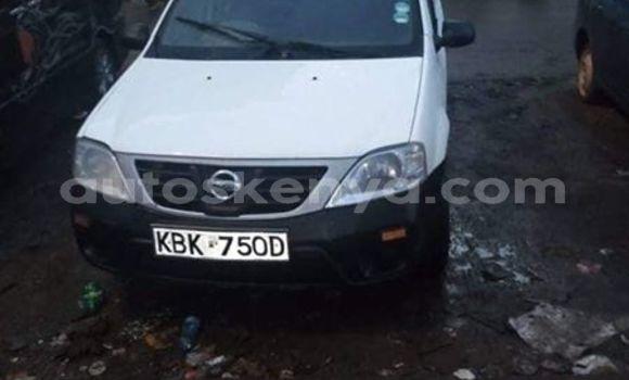Buy Used Nissan Navara White Car in Nairobi in Nairobi