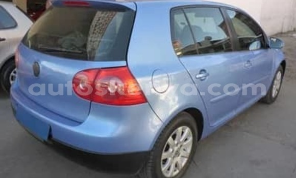 Buy Used Volkswagen Golf Blue Car in Gatanga in Nairobi
