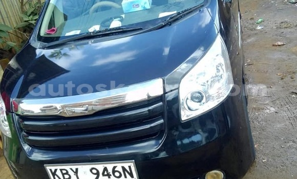Buy Used Toyota Noah Black Car in Nyeri in Central Kenya