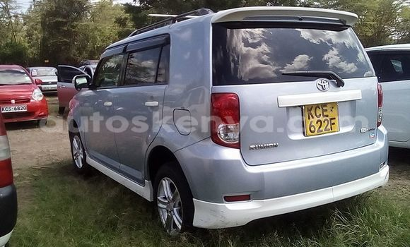 Buy Used Toyota Corolla Rumion Blue Car in Nairobi in Nairobi