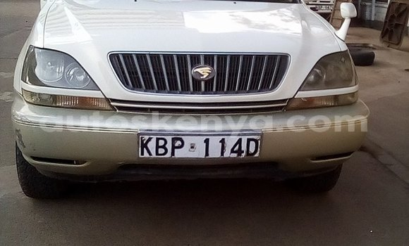 Buy Used Toyota Harrier Other Car in Nairobi in Nairobi