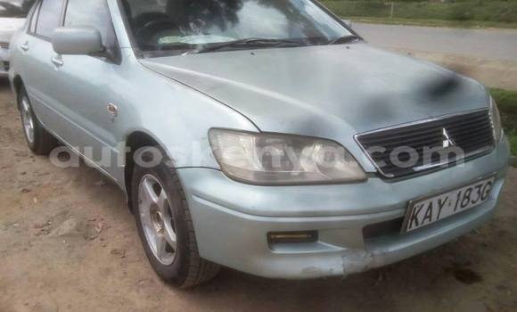 Buy Used Mitsubishi Lancer Silver Car in Nairobi in Nairobi