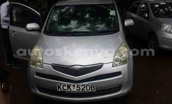 Buy Used Toyota Ractis Silver Car in Nairobi in Nairobi
