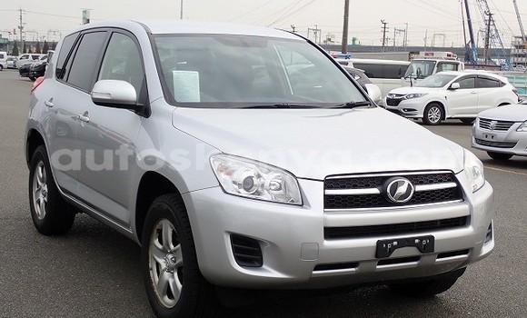Buy Imported Toyota RAV4 Silver Car in Nairobi in Nairobi
