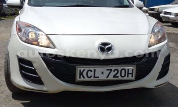 Buy Used Mazda Axela White Car in Nairobi in Nairobi