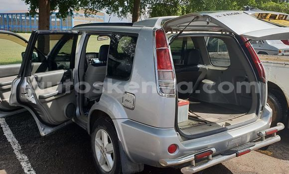 Buy Used Nissan X-Trail Silver Car in Nairobi in Nairobi