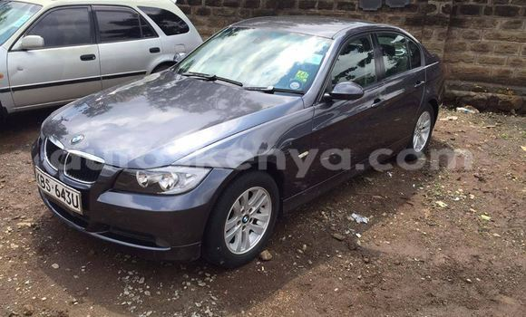 Buy Used BMW 3–Series Blue Car in Nairobi in Nairobi