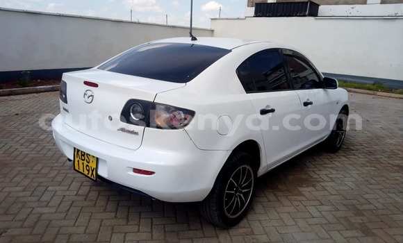 Buy Used Mazda Axela White Car in Kiambu in Central Kenya