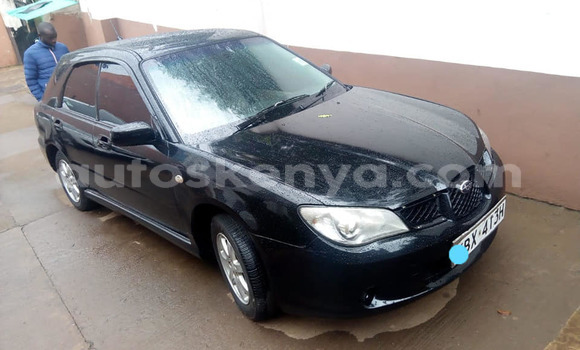 Buy Used Subaru Impreza Black Car in Nairobi in Nairobi