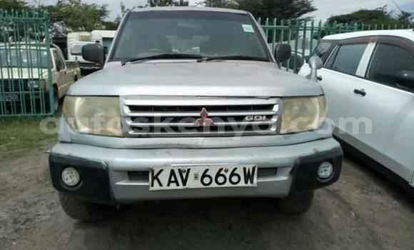 Buy Used Mitsubishi Pajero Silver Car in Nairobi in Nairobi