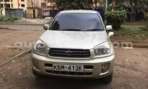 Buy Used Toyota RAV4 Silver Car in Nairobi in Nairobi