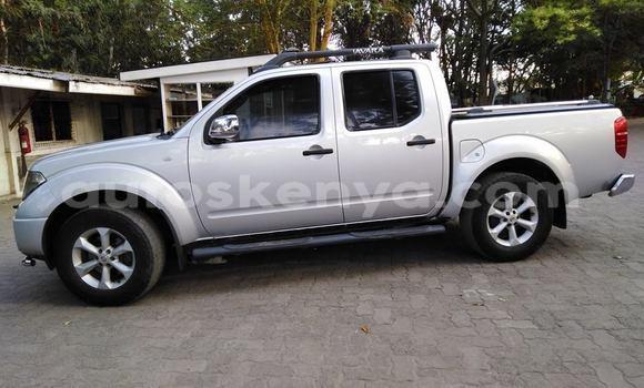 Buy Used Nissan Navara Silver Car in Ruiru in Nairobi