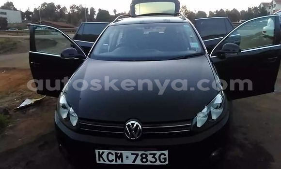 Buy Used Volkswagen Golf Black Car in Nairobi in Nairobi