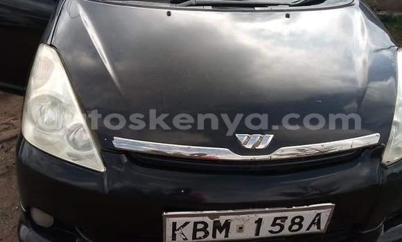 Buy Used Toyota Wish Black Car in Kiserian in Nairobi