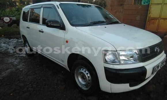 Buy Used Toyota Probox White Car in Kiambu in Central Kenya