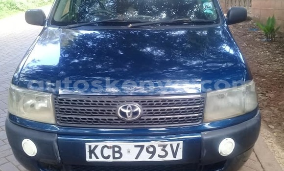 Buy Used Toyota Probox Blue Car in Kiambu in Central Kenya