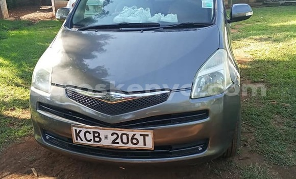 Buy Used Toyota Ractis Other Car in Nairobi in Nairobi