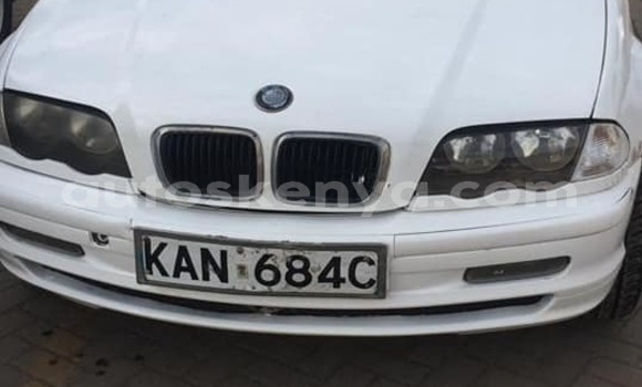 Buy Used BMW 3–Series White Car in Nairobi in Nairobi