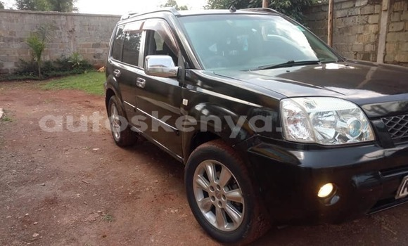 Buy Used Nissan X-Trail Black Car in Nairobi in Nairobi