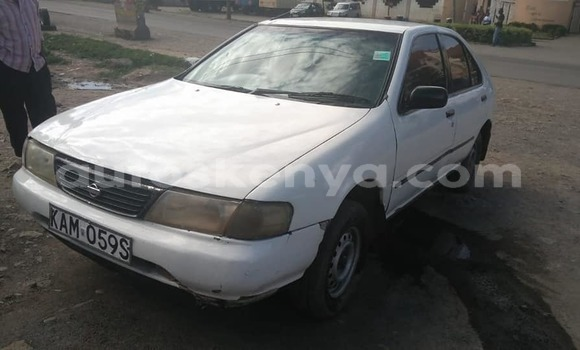 Buy Used Nissan Sunny White Car in Nairobi in Nairobi