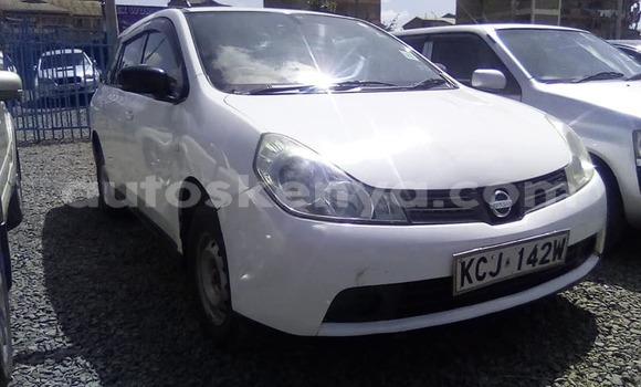 Buy Used Nissan Wingroad White Car in Nairobi in Nairobi