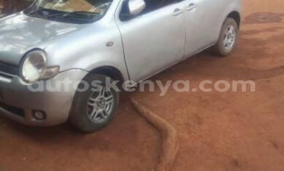 Buy Used Toyota Sienta Silver Car in Nairobi in Nairobi