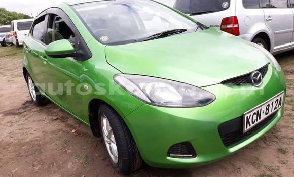 Buy Used Mazda Demio Green Car in Nairobi in Nairobi