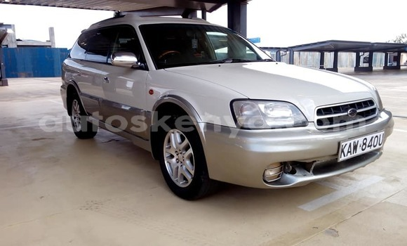 Buy Used Subaru Legacy Beige Car in Kiambu in Central Kenya
