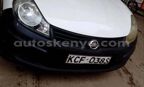 Buy Used Nissan AD White Car in Nairobi in Nairobi