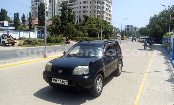 Buy Used Nissan X-Trail Black Car in Mombasa in Coastal Kenya