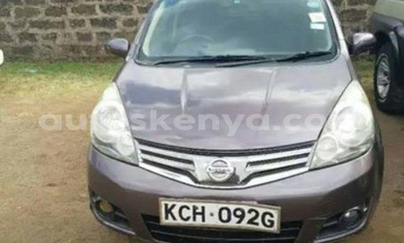 Buy Used Nissan Note Brown Car in Murang'a in Central Kenya