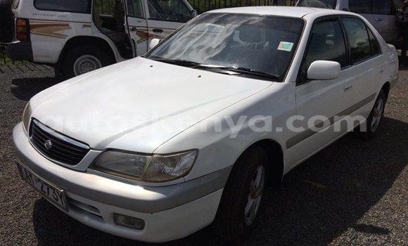 Buy Used Toyota Premio White Car in Nairobi in Nairobi