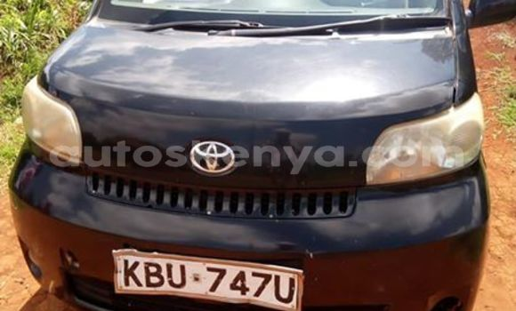 Buy Used Toyota Porte Black Car in Thika in Nairobi