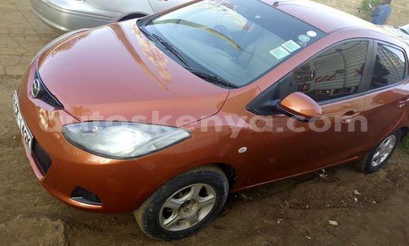 Buy Used Mazda Demio Brown Car in Nairobi in Nairobi